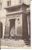 88 - Vagney - Monument Des Morts De La Grande Guerre - Francia