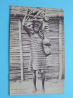 MADIMBA ( Moyen Congo ) Façon Dont Les Transports Sont Effectués ( J.I.P ) Anno 19?? ( Voir / Zie Photo ) - Congo Français - Autres