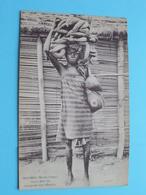 MADIMBA ( Moyen Congo ) Façon Dont Les Transports Sont Effectués ( J.I.P ) Anno 19?? ( Voir / Zie Photo ) - French Congo - Other