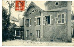 78 - MANTES LA JOLIE - Le Presbytère. - Mantes La Jolie