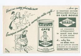 BUVARD - CAFE COSTA BRASIL      --- Z900 - Café & Thé