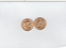 FRANCE 1914  20 FRANCS OR MARIANNE QUALITE SUP - L. 20 Franchi