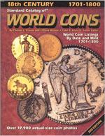 2002 Standard Catalog Of World Coins - 3rd Edition - 1701-1800 - Libri & Software