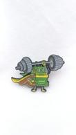 Pin BoostLi - P562 - Pin's