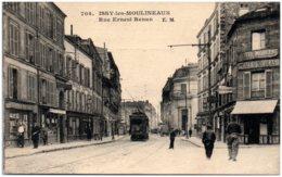 92 ISSY-les-MOULINEAUX - Rue Ernest Renan - Issy Les Moulineaux