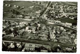 Blanzy Les Mines - Vue Générale Aérienne (voies Ferrées, Canal, Pont)  Pas Circulé - Sonstige Gemeinden
