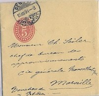 Switzerland Old  Cover        (A-3500-special-1) - Covers & Documents