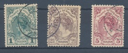 1898. Netherlands - Used Stamps