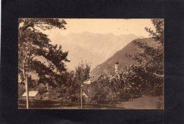 87455   Austria,   Schruns-Montafon,  VG  1922 - Schruns