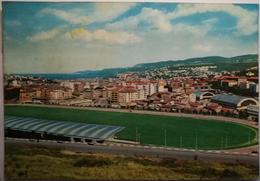 Trieste Friuli Stadium Stadio Calcio Veduta Trst Vintage View - Trieste