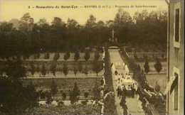 Rennes Monastère St Cyr Procession Du Saint Sacrement (35) - Rennes