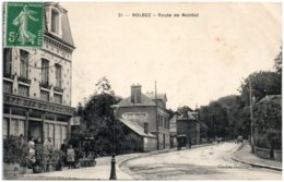 76 BOLBEC - Route De Nointot - Bolbec