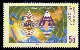 2010 Qatar Amateur Radio Association 1 Values MNH - Qatar