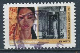 France - Femmes Du Monde Par Titouan Lamazou YT A275 Obl. Cachet Rond - Adhésifs (autocollants)