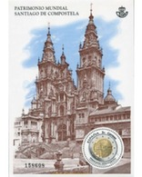 Ref. 582053 * MNH * - SPAIN. 2018. PATRIMONIO MUNDIAL. SANTIAGO DE COMPOSTELA - 2011-... Unused Stamps