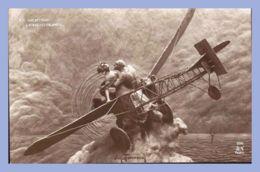 CPA Brune - Sculptographie (Domenico Mastroianni) - 196. Le Vertige - Liebestaumel - Ed. A. Noyer - Aviation