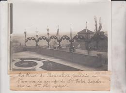 MARRIAGE VICTOR NAPOLEON CLEMENTINE  RUES DE MONCALIERI 18*13CM Maurice-Louis BRANGER PARÍS (1874-1950) - Autres