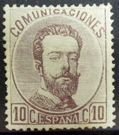 España 120 * - 1872-73 Reino: Amadeo I