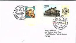 ITALIA. PORTO TORRES VISITA DEL PRESIDENTE DELLA REPUBLICA - WW2