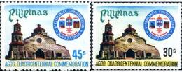 Ref. 245630 * MNH * - PHILIPPINES. 1978. AGOO TOWN 400th FOUNDING ANNIVERSARY . 400 ANIVERSARIO DE LA FUNDACION DE LA CI - Filipinas