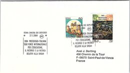 ITALIA. TASK FORCE INTERNATIONALE PER L'EDUCAZIONE IL RICORDOE LA RICERCA ALLA SHOAH ROMA CAMERA DEL DEPUTATI 2004 - WO2
