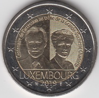 "MONEDA 2€ LUXEMBURGO 2019 ""CARLOTA"" - Luxemburgo"