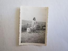 Photo Photos Photographie Femme Mode Deauville Chien - Lieux