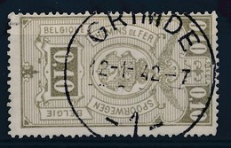 """TR 236 -  """"GRIMDE 1"""" - (ref.LVS-28.106) - Railway"""