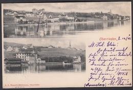 CPA  Suisse, OBERRIEDEN, 1911 - ZH Zurich
