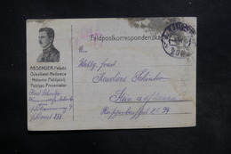 ALLEMAGNE - Carte FM En Feldpost En 1917 Pour Stein Ad/ Donau - L 36236 - Germany