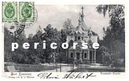 Kemmern    Russische Kirche - Russia