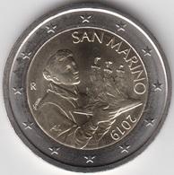 """MONEDA 2€ SAN MARINO 2019 """"SANTO MARINO """" - San Marino"""