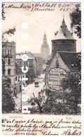 Riga  Sandstrasse - Russie