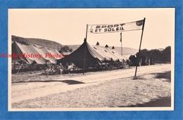 Photo Ancienne - DIEKIRCH ( Luxembourg ) - Colonie De Vacances Sport & Soleil - 1947 - TOP - Lieux