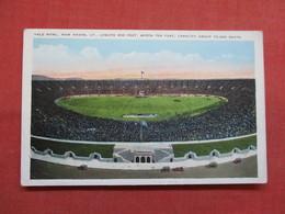 - Yale Bowl Stadium  Connecticut > New Haven     Ref 3499 - Postcards