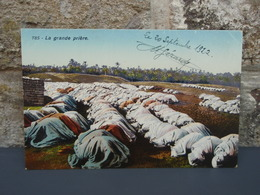 Cpa Couleur La Grande Prière 1922 - Türkei