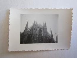 Photo Photos Photographie Italie Milan Dome De - Lieux