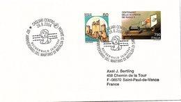 ITALIA.  ANNIVERSARIO DEL MARTIRIO DI MAFALDA DI SAVOIA CAGLIARI 2004 - Seconda Guerra Mondiale