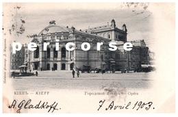 Kieff  Opéra - Russie