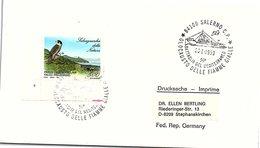 ITALIA.  OLOCAUSTO DELLE FIAMME GIALLE SALERNO 1993 - WO2