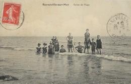 50 BARNEVILLE-SUR-MER - Scène De Plage - Barneville