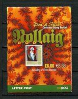 IRLANDE 2001 Carnet  N° C1388 **  Neuf MNH Complet (24 Timbres 1388) Superbe C 30 € Noël Christmas Vierge Enfant - Libretti