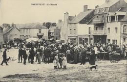 50 BARNEVILLE - La Marché - Barneville