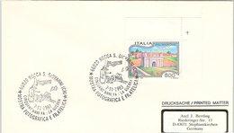 ITALIA.  MOSTRA FOTOGRAFICA E FILZTELICA  ROCCA S. GIOVANNI 1993 - 2. Weltkrieg