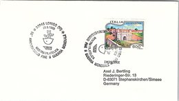 ITALIA.  ANNIVERSARIO FINE II MONDIALE LONIGO 1995 - Guerre Mondiale (Seconde)
