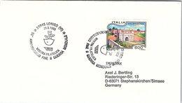 ITALIA.  ANNIVERSARIO FINE II MONDIALE LONIGO 1995 - WW2 (II Guerra Mundial)