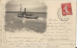 50 CARTERET - Le Bateau De Jersey - Carteret