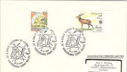 ITALIA.  50° ANNIVERSARIO EVENTI BELLICI CISTERNA DI LATINA 1994 - WW2