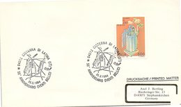 ITALIA.  50° ANNIVERSARIO EVENTI BELLICI CISTERNA DI LATINA 1994 - WO2