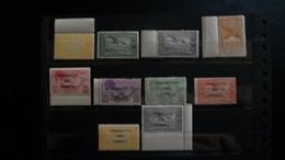 Andorra Española 1932 Correo Aereo   Ed. NE 18;19;20;22;25;26;27;29;30;31** - Colecciones
